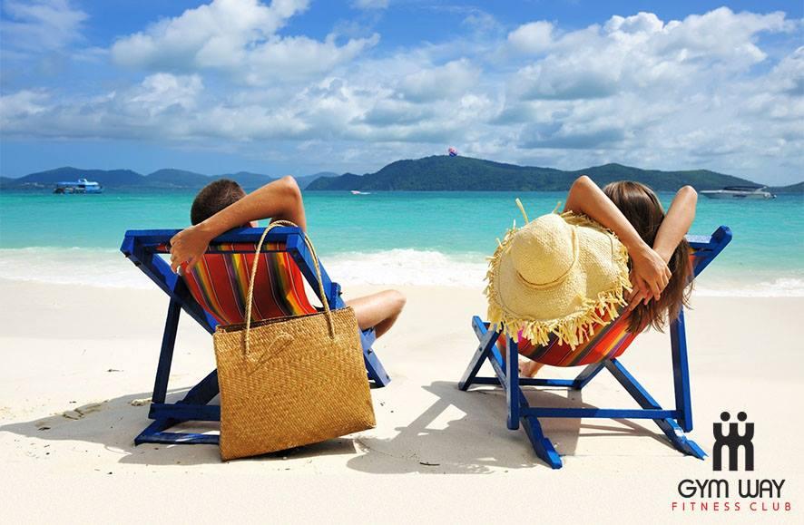 Γιατί οι διακοπές είναι ευεργετικές για τη σωματική και την ψυχική υγεία