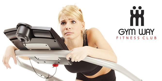 Λάθη στο γυμναστήριο… γένους θηλυκού
