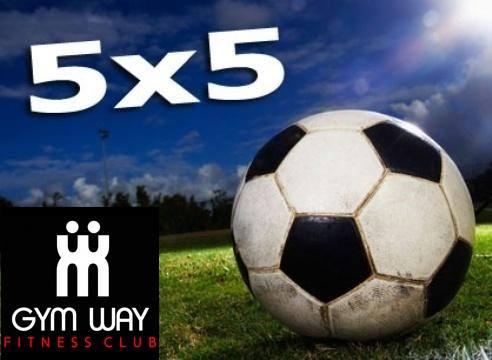 28 ΜΑΡΤΙΟΥ `Gym Way` Τουρνουά Ποδοσφαίρου