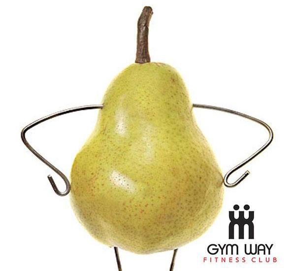 Έχεις σωματότυπο «ΑΧΛAΔΙ»; Αυτή είναι η σωστή διατροφή και άσκηση για σένα!