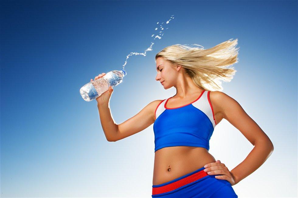 Μπορεί το νερό να βελτιώσει την προπόνησή μας?