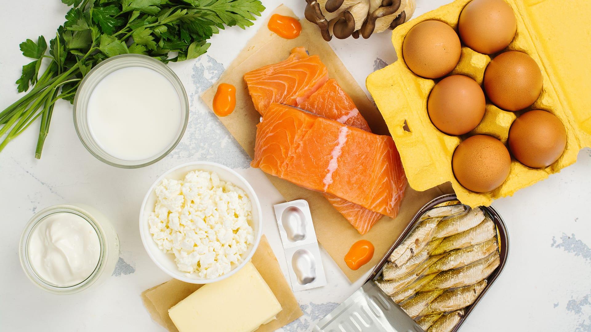 Τροφές που ενισχύουν το ανοσοποιητικό